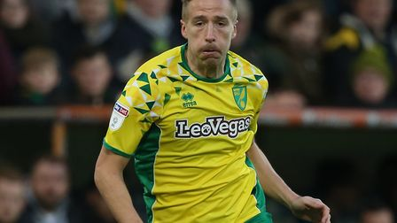Marco Stiepermann is a key cog in this Norwich City machine Picture: Paul Chesterton/Focus Images Lt