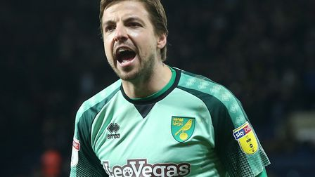 Tim Krul knows how big the next few games are for Norwich City Picture: Paul Chesterton/Focus Images