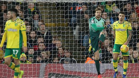Norwich City were pegged back twice in a 2-2 draw against Sheffield United Picture: Paul Chesterton/