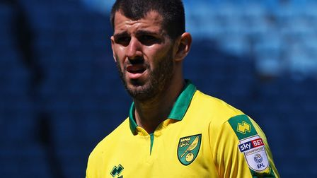 Nelson Oliveira crossed Daniel Farke to his cost at Norwich City. Picture: Paul Chesterton/Focus Ima