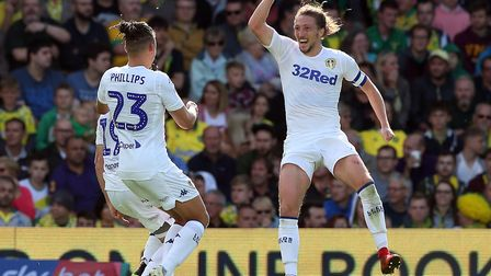 Leeds impressed in a 3-0 win at Norwich City earlier this season Picture: Paul Chesterton/Focus Imag