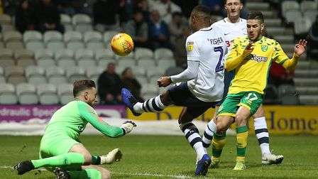 Emi Buendia is an injury doubt for Norwich City's Bolton test Picture: Paul Chesterton/Focus Images