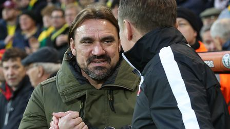 Daniel Farke has put contract talks on the back burner Picture: Paul Chesterton/Focus Images Ltd