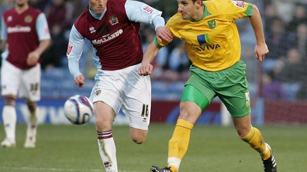 John Kennedy was on loan at Norwich from Celtic during the 2008-09 season Picture: Michael Sedgwick/