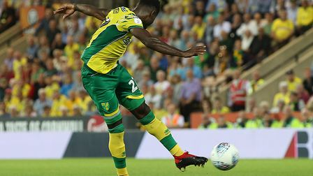 Alex Tettey is back in the mix after an ankle injury Picture: Paul Chesterton/Focus Images Ltd
