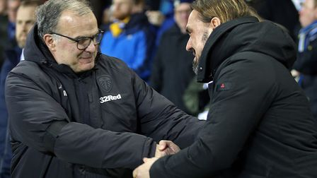 Leeds could replace Norwich City at top on Friday night Picture: Paul Chesterton/Focus Images Ltd