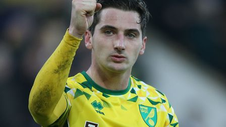 Kenny McLean is excited to be in the promotion hunt with Norwich City. Picture: Paul Chesterton/Focu