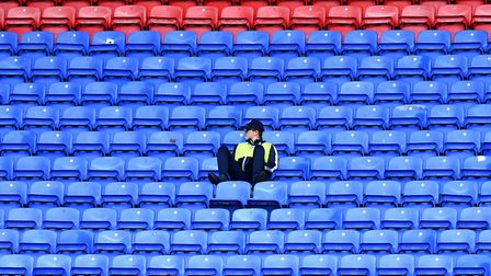 State of the nation at Bolton Wanderers nowadays Picture: PA