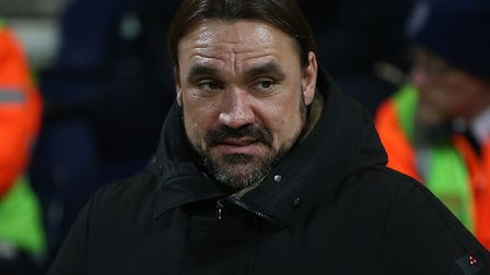 The stakes are high for Daniel Farke against Bristol City Picture: Paul Chesterton/Focus Images Ltd