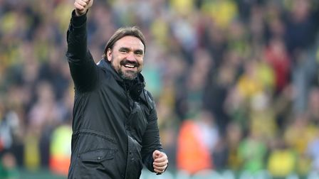 It's no wonder head coach Daniel Farke is bringing out the thumbs up on a regular basis with the Nor