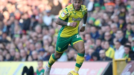 Onel Hernandez continues to be a unique part of Norwich City's Championship threat this season. Pict