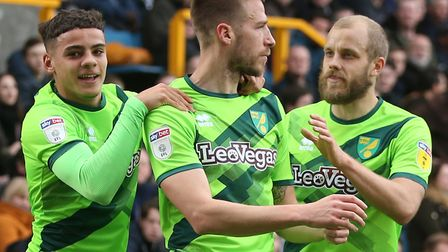 Winning 3-1 at Millwall has put Norwich City on 69 points with 11 games of the Championship season r