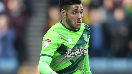 Emi Buendia produced a match-winning brace of assists in Norwich City's 3-1 Championship win over Mi