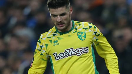 Ben Marshall left Norwich City in January for a loan stint at Millwall Picture: Paul Chesterton/Focu