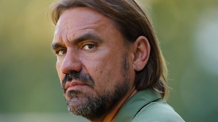 Daniel Farke is only focused on the job in hand against Swansea Picture: Focus Images/Focus Images L