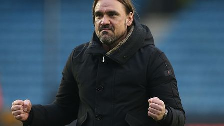Norwich City chief Daniel Farke is earning plenty of praise from rival Championship managers Picture