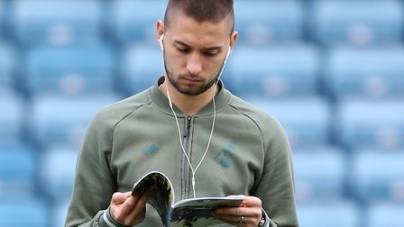 Moritz Leitner was a key figure in Norwich City's win at Swansea City earlier this season Picture: P