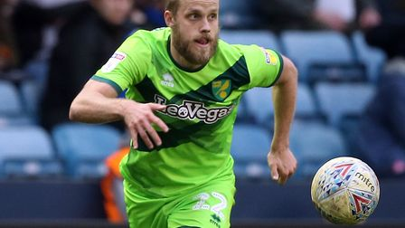 Teemu Pukki notched against Swansea in the 4-1 win earlier this season Picture: Paul Chesterton/Focu