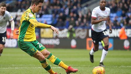 Kenny McLean was denied by Remi Matthews from the penalty spot Picture: Paul Chesterton/Focus Images