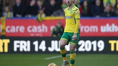 Tom Trybull is starting to make the role of Norwich City's deepest midfielder his own, after an impr