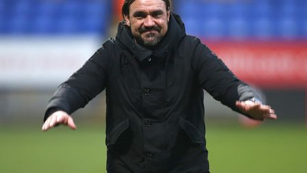 Norwich City head coach Daniel Farke takes a live forum with Canaries fans on behalf of the Norwich