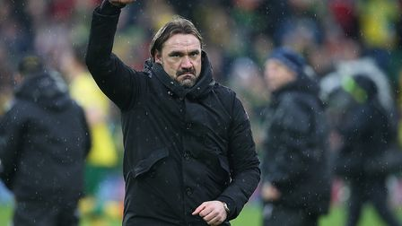 Norwich City head coach Daniel Farke is thoroughly enjoying his time at the Carrow Road helm. Pictur