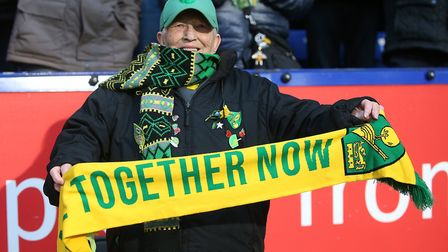 They certainly are - Norwich City's fan of the year Lilian Kemp enjoyed the performance at Bolton Pi