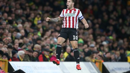 Sheffield United hot-shot Billy Sharp has been in fine form this season. Picture: Paul Chesterton/Fo