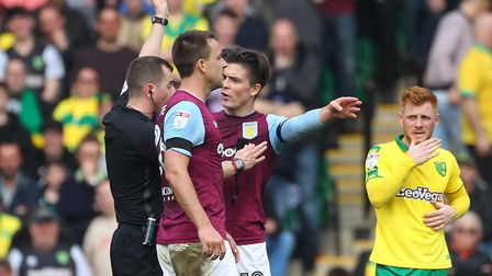 Aston Villa's Jack Grealish needs to maintain his form if Aston Villa are to clamber into the top si