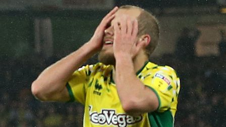 Teemu Pukki rues the one that got away in the final stages of Norwich City's 1-0 Championship win ov