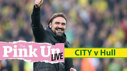 Follow our live matchday coverage as Norwich City host Hull at Carrow Road hoping to earn a fifth su