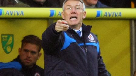 Nigel Adkins is backing Hull to compete at Carrow Road Picture: Paul Chesterton/Focus Images Ltd