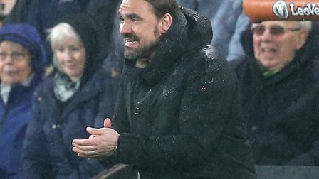 Daniel Farke's side is playing for high stakes Picture: Paul Chesterton/Focus Images Ltd