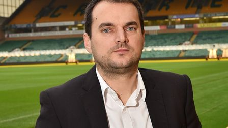 Norwich City sporting director Stuart Webber is set to feature in a Q&A after the Canaries Trust's A