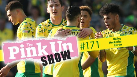 The PinkUn Show is back to discuss the latest Norwich City action with Michael Bailey joined by amon