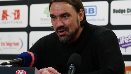 Daniel Farke is leading a special group of players powering Norwich City's Championship tilt charge