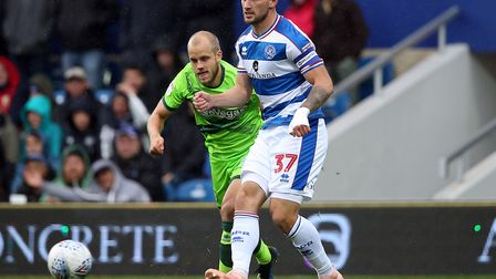 German defender Toni Leistner was linked with Norwich previously but joined QPR on a free transfer l