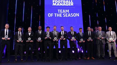 Both Max Aarons and Teemu Pukki made the cut for Norwich City - and for the EFL team of the year for