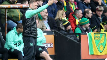 Queens Park Rangers caretaker manager John Eustace could do little to contain Norwich City at Carrow