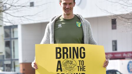 Christoph Zimmermann is backing the Community Sports Foundation's 'Community Day' against QPR Pictur