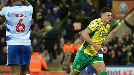 Ben Godfrey's incredible strike equalised for Norwich City but Reading salvaged a 2-2 draw at Carrow