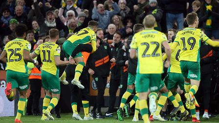 So near, yet Norwich City's stunning comeback against Reading only proved worth a point. The Canarie