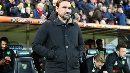 Norwich head coach Daniel Farke should have been named manager of the season Picture: Paul Chesterto