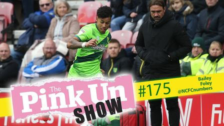 The PinkUn Show is back at The Woolpack with former Norwich City first team coach Steve Foley and NC