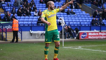 Teemu Pukki - without doubt, Norwich City's main man this season Picture: Paul Chesterton/Focus Imag