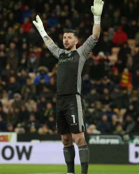 Keiren Westwood - key figure for Sheffield Wednesday Picture: Paul Chesterton/Focus Images Ltd