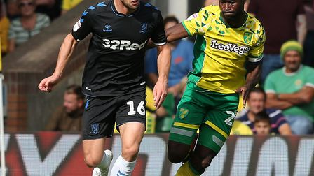 Middlesbrough need to find a round hole for the round peg that is Jonny Howson Picture: Paul Chester