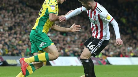 Oliver Norwood has been outstanding for Sheffield United Picture: Paul Chesterton/Focus Images Ltd