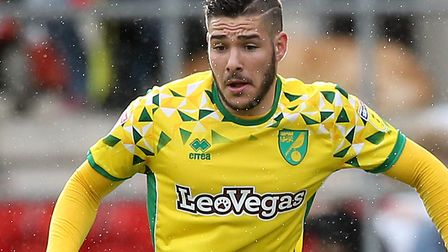 Emi Buendia was a must-have signing for Norwich City, after being scouted by the Canaries Picture: P