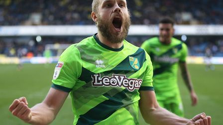 Norwich City striker Teemu Pukki has been nominated for the Championship Player of the Season award